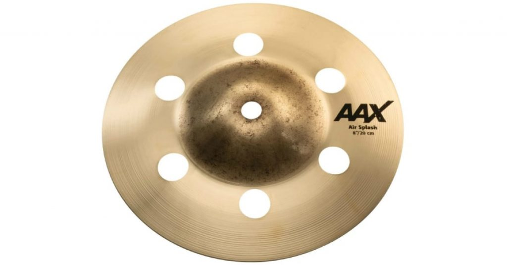 Sabian AAX 10inch Air Splash Cymbal