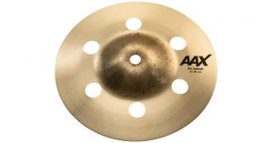 Sabian AAX 10inch Air Splash Cymbal