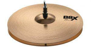 Sabian B8X 14-Inch Hi-Hat Cymbals