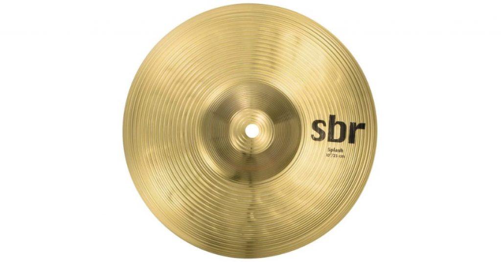 Sabian SBR 10-inch Splash Cymbal