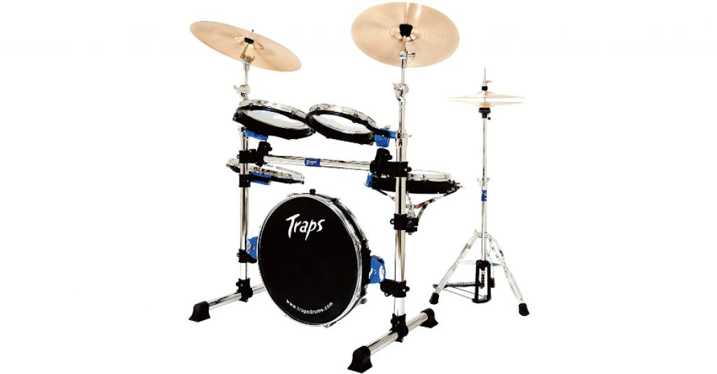 Traps Drums A400 Portable Drum Set