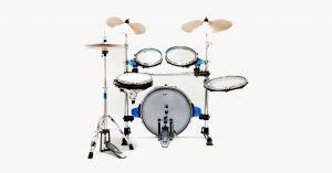 Traps Drums A400 Portable Drum Set