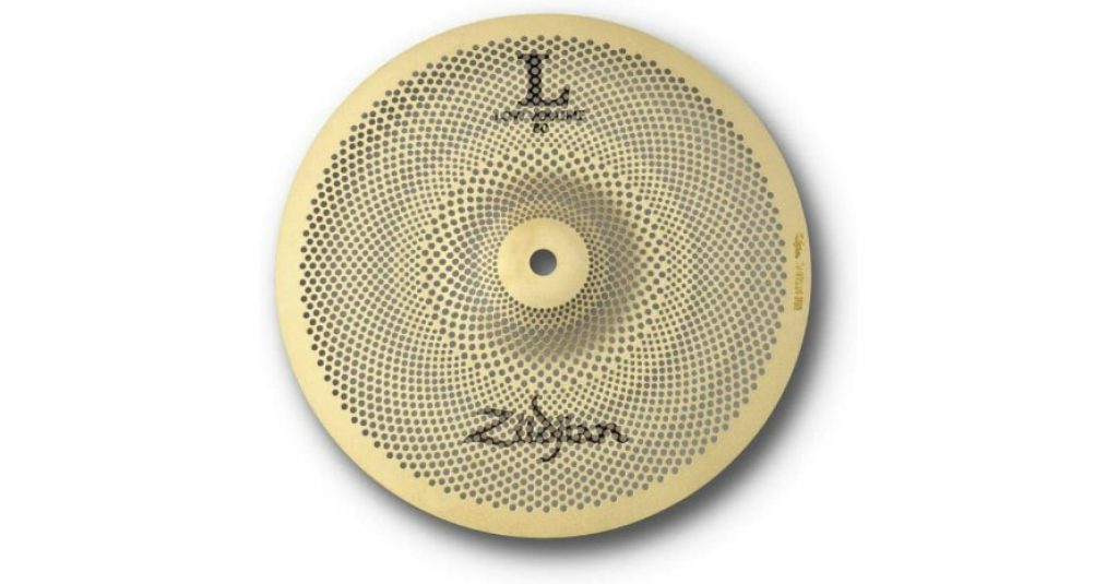 Zildjian 10-inch L80 Low Volume Splash