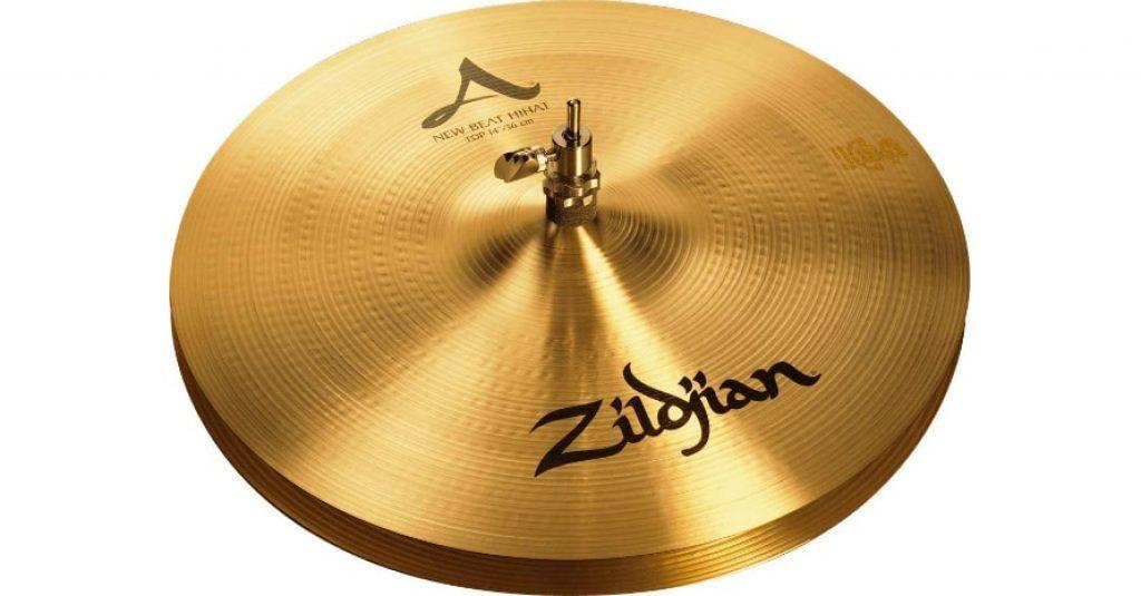 Zildjian 14Inch A Zildjian New Beat HiHats