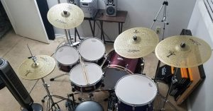 Zildjian Drum Set