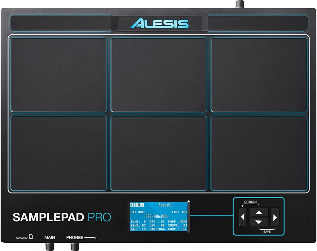 Alesis Sample Pad Pro 2