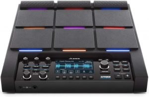 Alesis Strike Multipad 9-Trigger Percussion Pad with RGB Backlighting, Sampler, Looper image 1