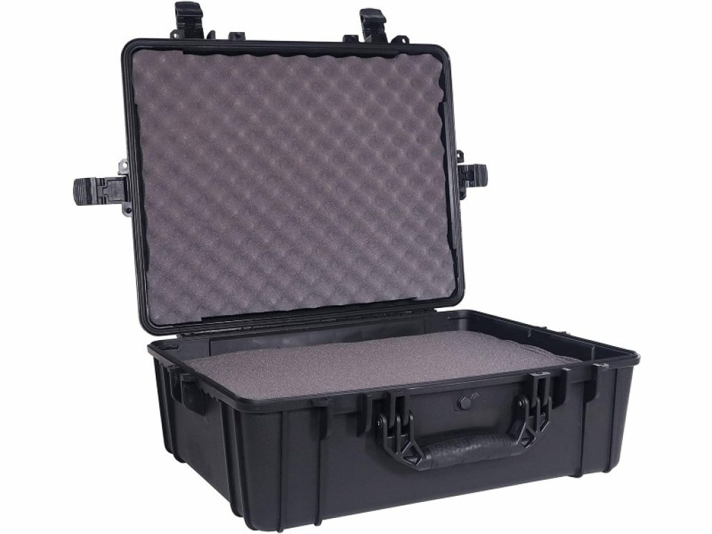 Condition 1 25-inch XL Waterproof Protective Hard Case opened