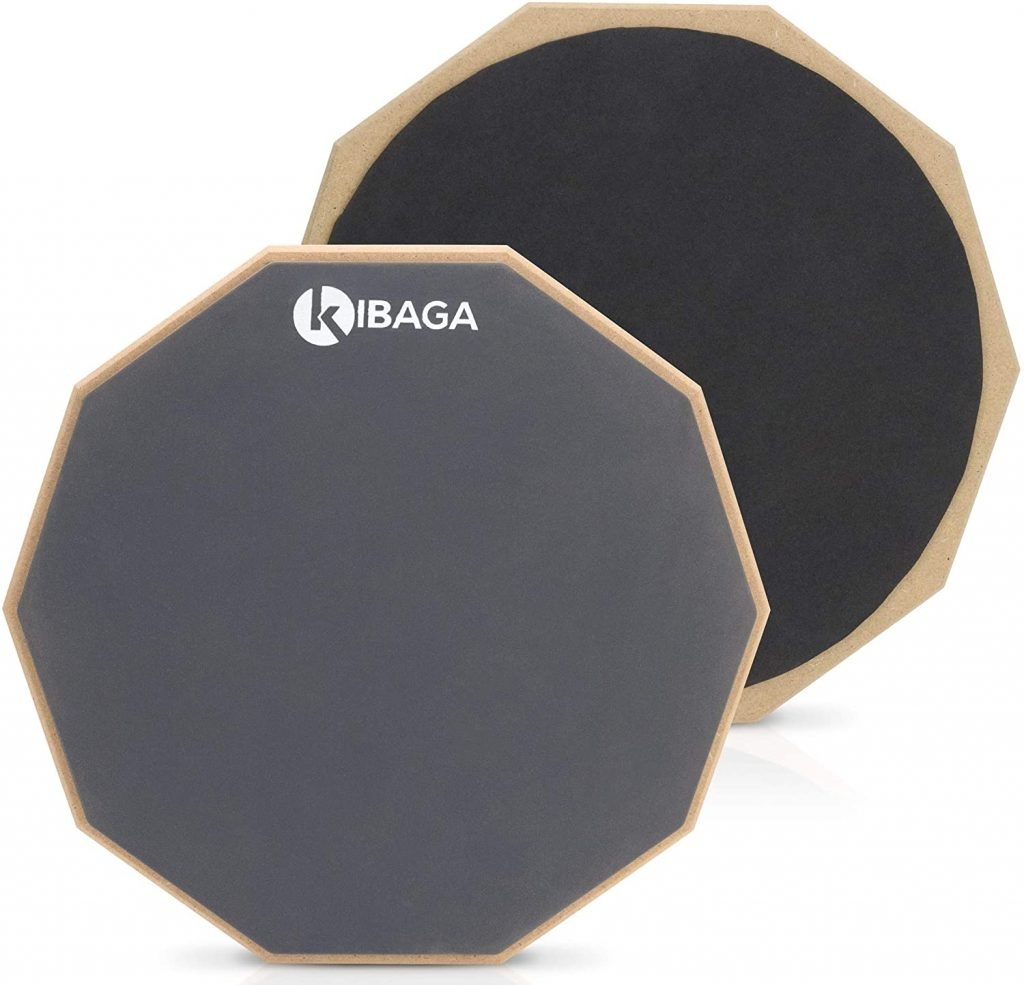 Double Sided Drum Pad 12 inches 1