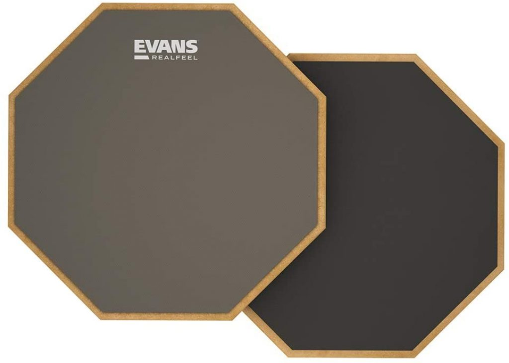 Evans Realfeel 2-Sided Practice Pad