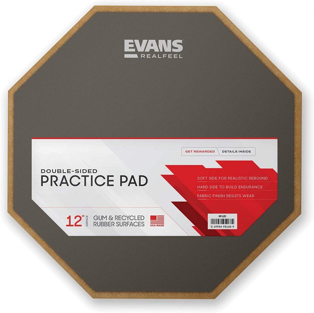 Evans Realfeel 2-Sided Practice Pad 2