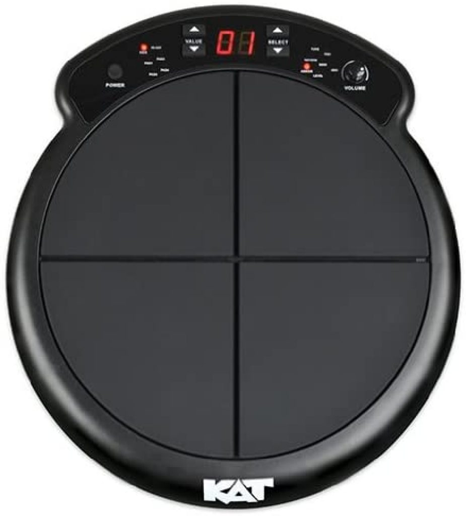 Kat Percussion KTMP1 Electronic Drum and Percussion Pad Sound Module 1