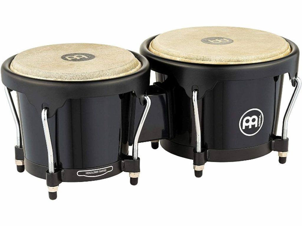Meinl Bongos with Durable Synthetic All weather Shells