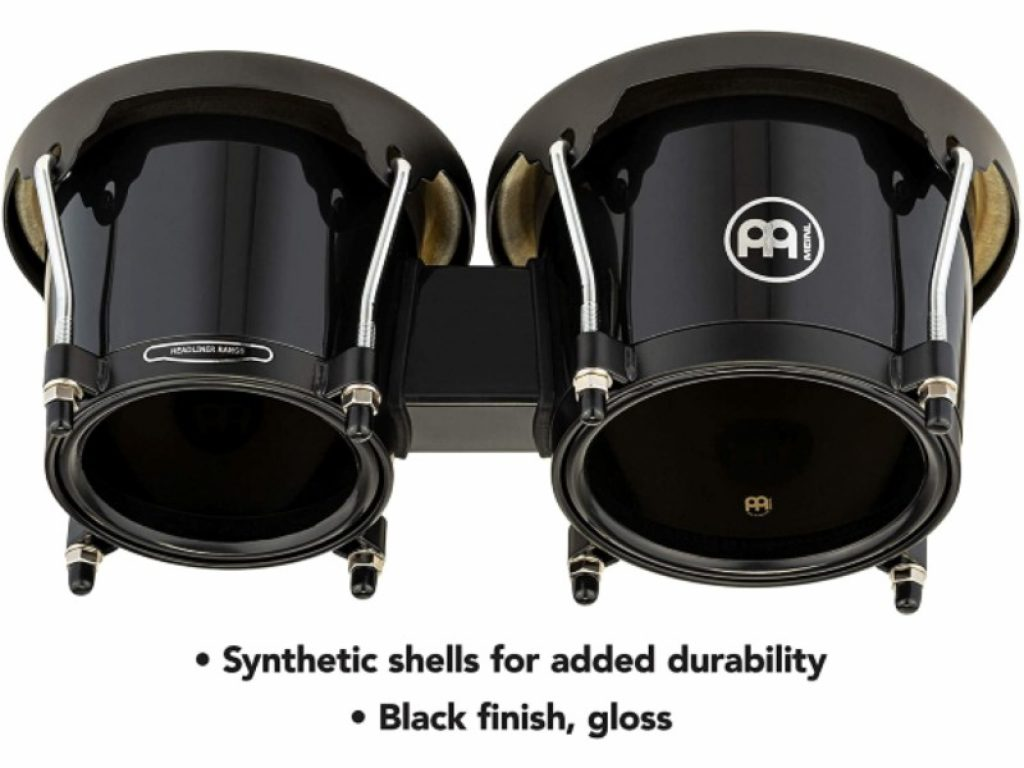 Meinl Bongos with Durable Synthetic All-weather Shells bottom view