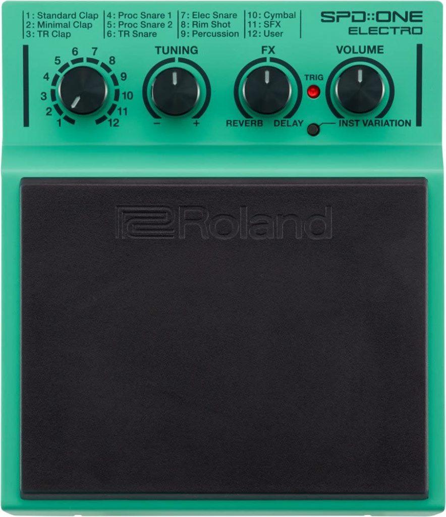 Roland SPD-1E Percussion Electronic Drum Pad image 2