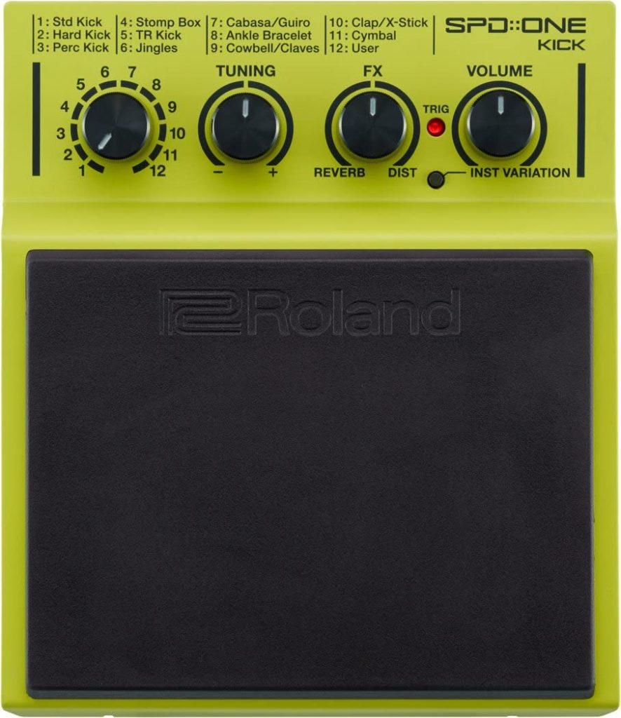 Roland SPD-1K Percussion Electronic Drum Pad, Kick 2