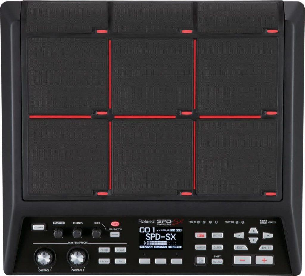 Roland SPD-SX Percussion Sampling Pad 1