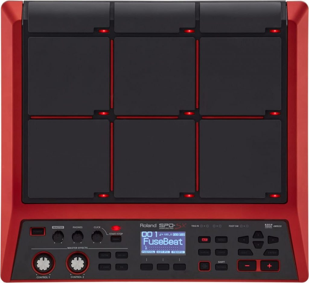 Roland SPD-SX Special Edition 1