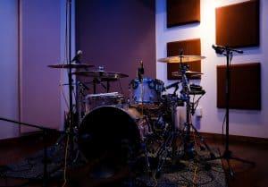 expensive drum kit