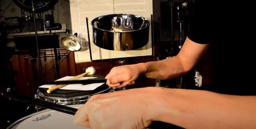 german drumstick grip