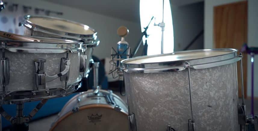 jazz drum set