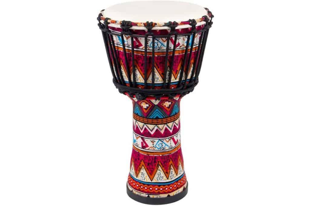 lotmusic-Djembe-African-Drum-Bongo