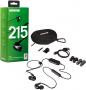 <br /> Shure SE215-K-BT1-EFS Bluetooth Enabled Sound Isolating Earphones