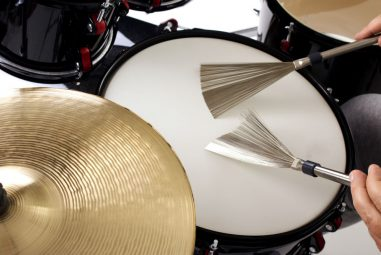 Best Drum Brush: How to Choose One for More Enhanced Sound