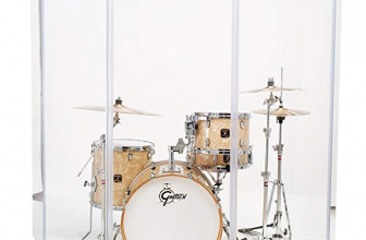 Best Drum Shield for Top-Level Sound Control