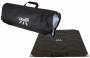 Kaces Crash Pad Drum Rug W/Carry Bag
