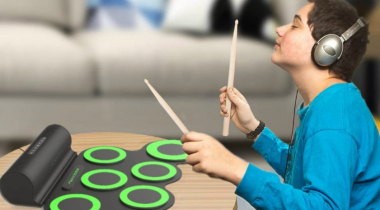 Best Kids Electronic Drum Sets: Top 5 Models for Your Children