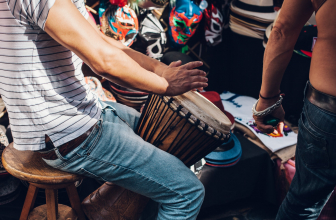 The Best Hand Drum: Party in Your Hands