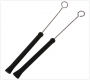 Wire Retractable Loop End Drum Brushes for Jazz Drum Stick